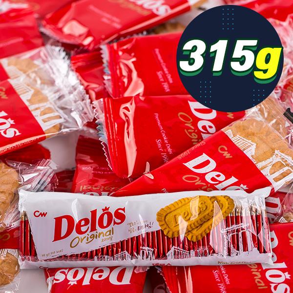 (대용량간식) 델로스오리지날 315g