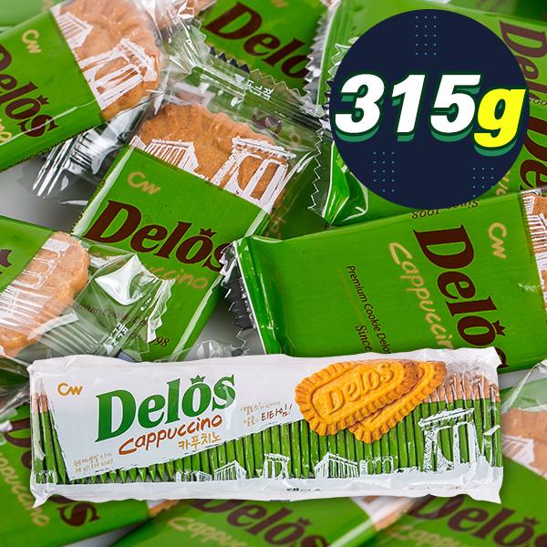(대용량간식) 델로스카푸치노 315g