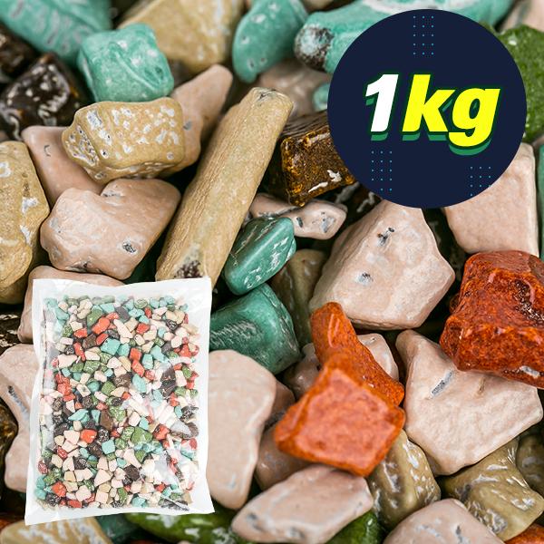 (대용량간식) 제왕의돌 1kg