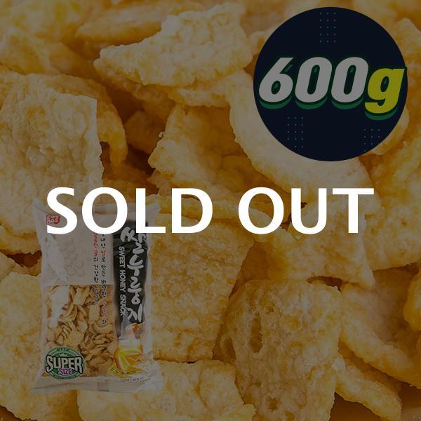 (대용량간식) 코스모스 쌀누룽지 600g
