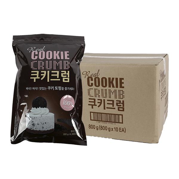 동서 쿠키크럼(분태) 800g 10입이식사