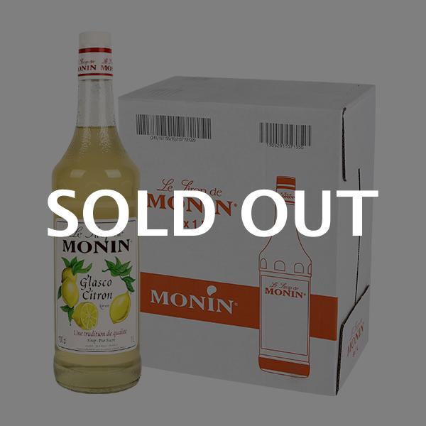 모닌 레몬 시럽 1000ml 6입이식사