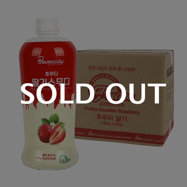 후루티 딸기스무디 1.8kg 6입이식사