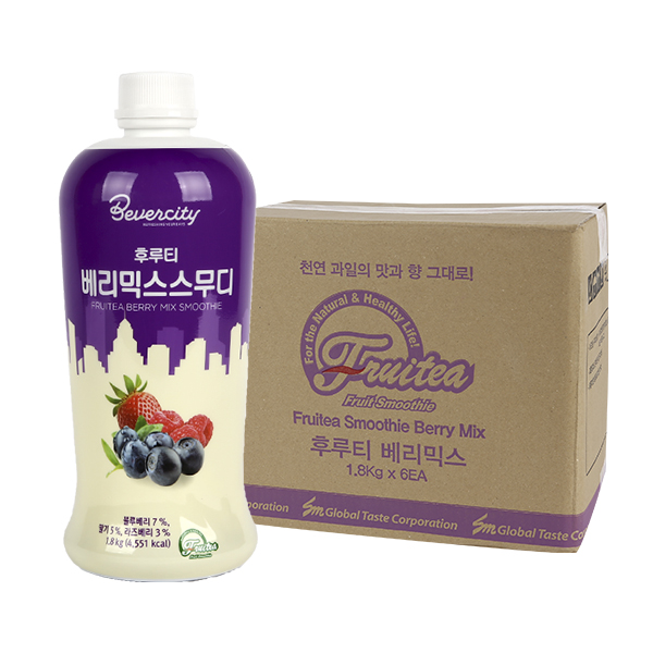 후루티 베리믹스스무디 1.8kg 6입이식사