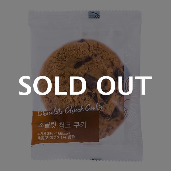 Lacele 초콜릿 청크 쿠키 38g이식사