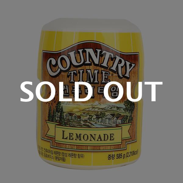 동서 컨츄리타임 레몬에이드 585g이식사