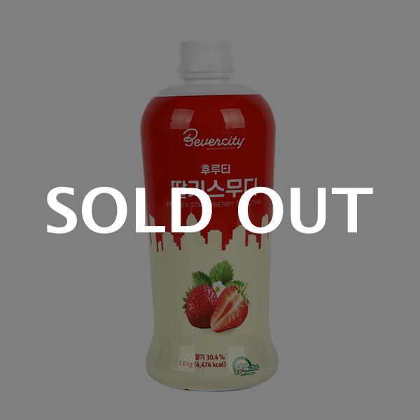 후루티 딸기스무디 1.8kg이식사