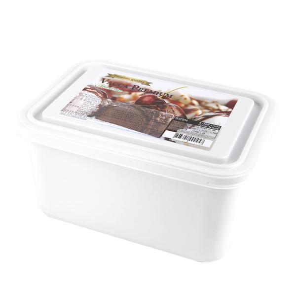 바싸 아이스크림 녹차 5L이식사