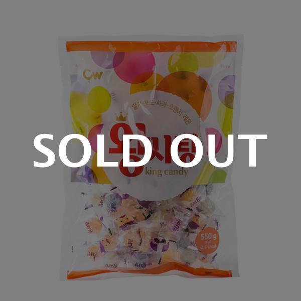 청우 왕사탕 550g이식사