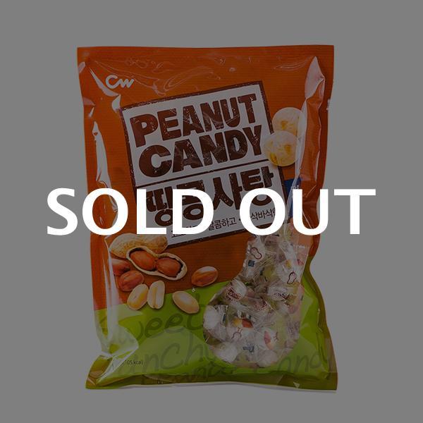 청우 땅콩사탕 500g이식사