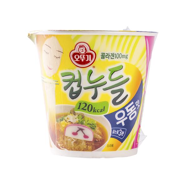 오뚜기 컵누들 우동맛 소컵 38.1g이식사