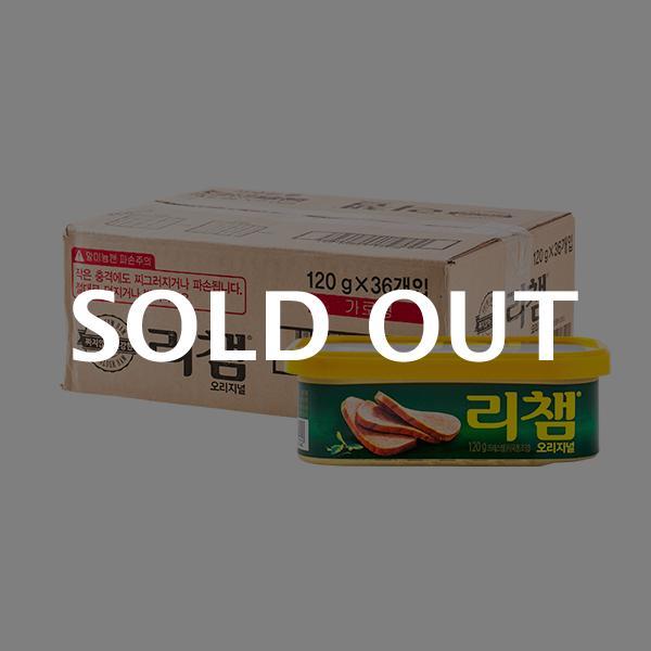 동원 리챔 120g 36입이식사