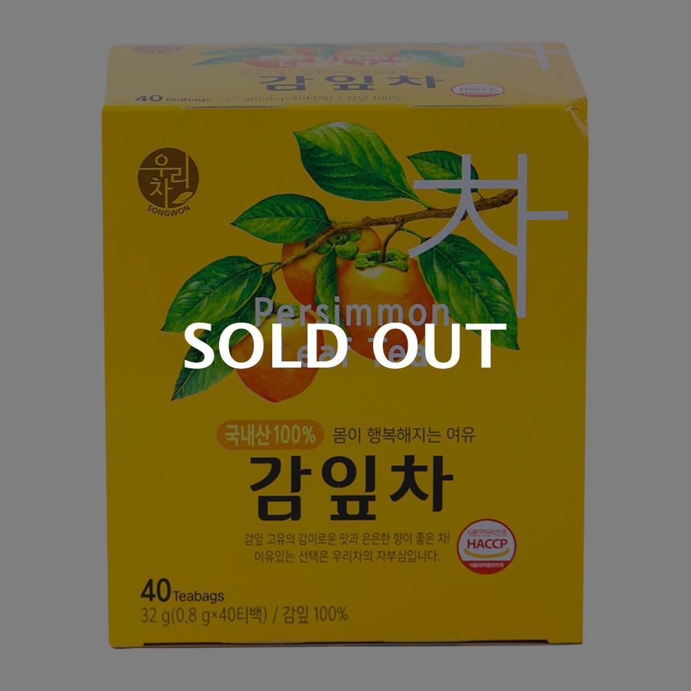 송원 감잎차 40T이식사