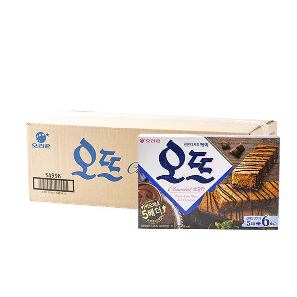 오리온 오뜨쇼콜라 150g 12입이식사