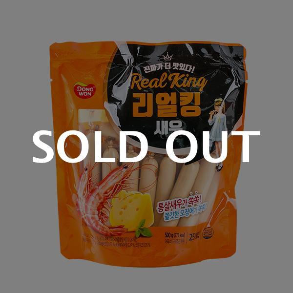 동원 리얼 새우봉 500g이식사
