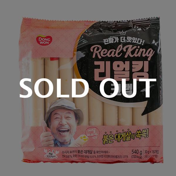 동원 리얼 크랩봉 540g이식사
