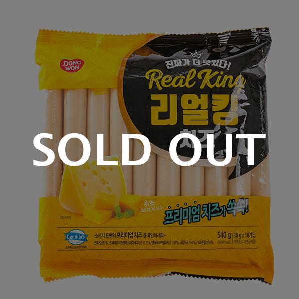 동원 리얼 치즈봉 540g이식사