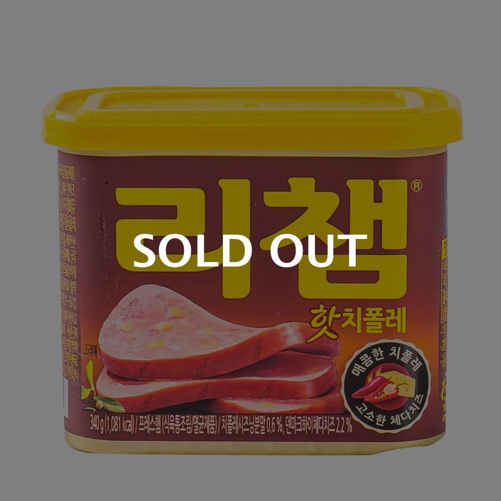 동원 매운리챔 340g이식사