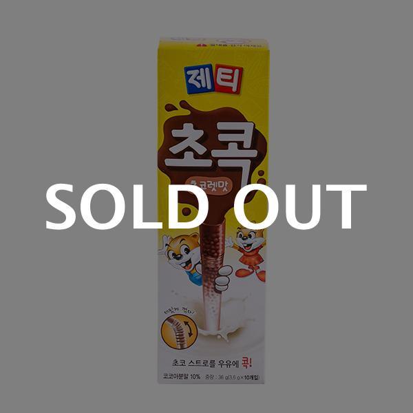 동서 제티 초콕 초코렛맛 10T 36g이식사