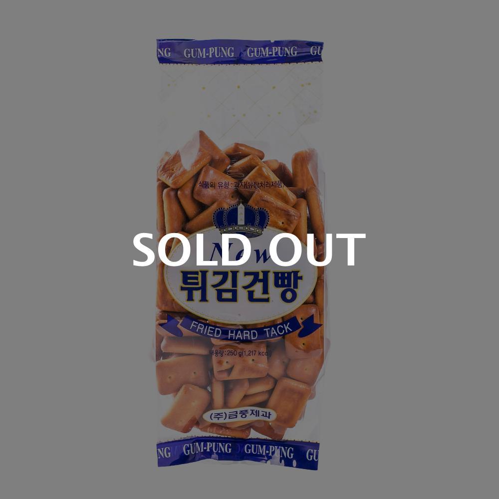 금풍제과 튀김건빵 270g이식사
