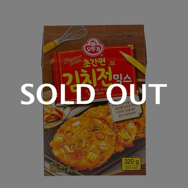 오뚜기 초간편 김치전믹스 320g이식사
