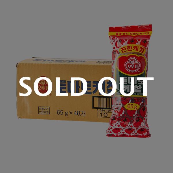 오뚜기 토마토케찹 65g 48입이식사