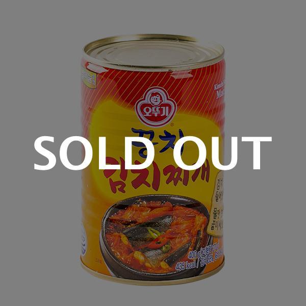오뚜기 꽁치 김치찌개 400g이식사