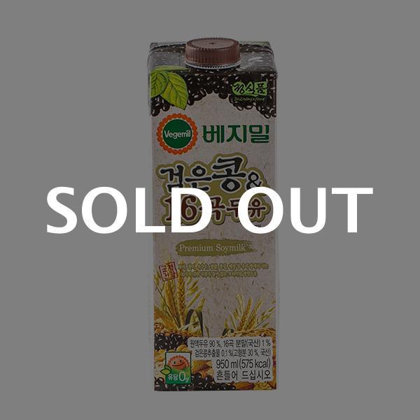 베지밀 검은콩 16곡두유 950ml이식사