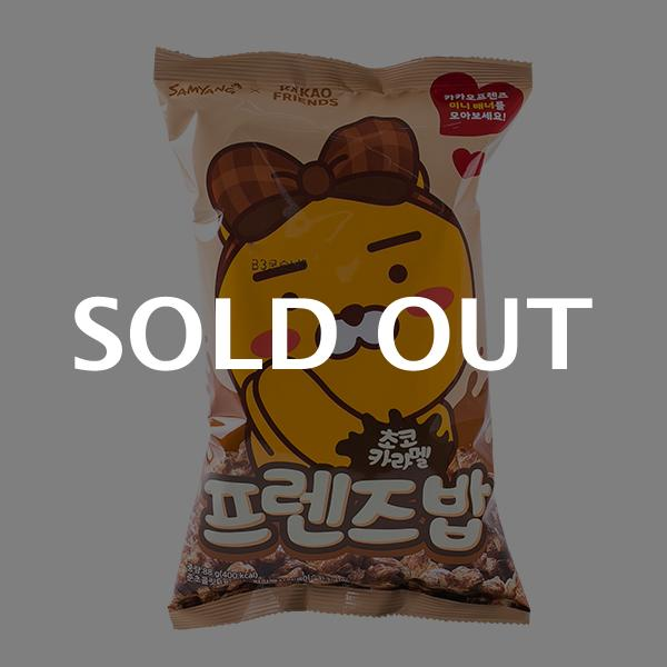 삼양 프렌즈밥 초코카라멜 88g이식사