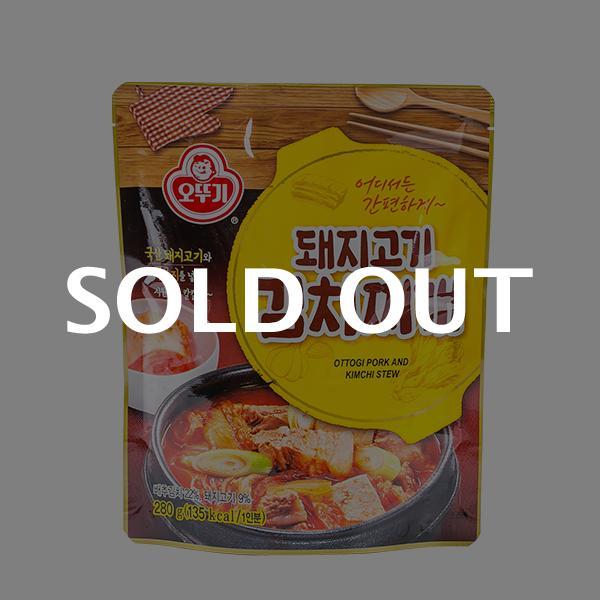 오뚜기 돼지고기김치찌개 280g이식사