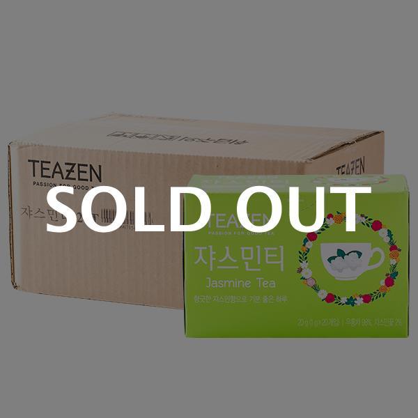 티젠 쟈스민티 20T 20g 20입이식사