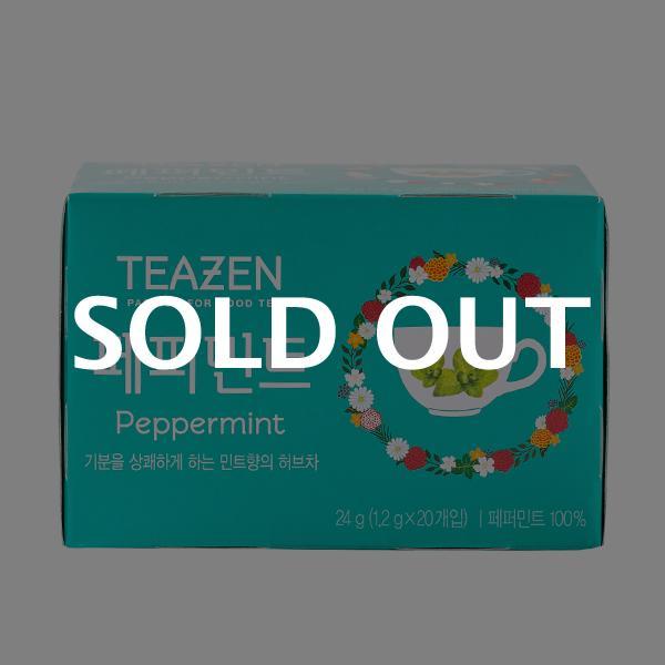 티젠 페퍼민트 20T 24g