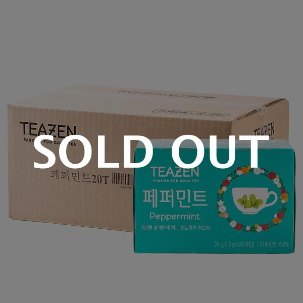티젠 페퍼민트 20T 24g 20입이식사