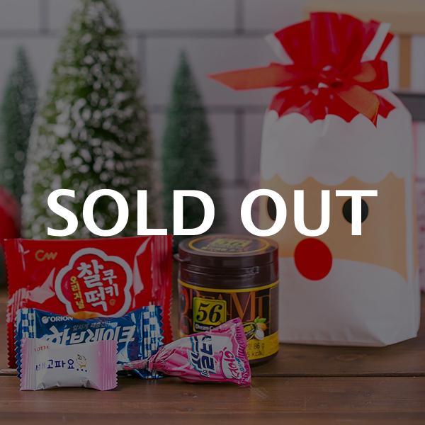 크리스마스 과자선물 드림 산타