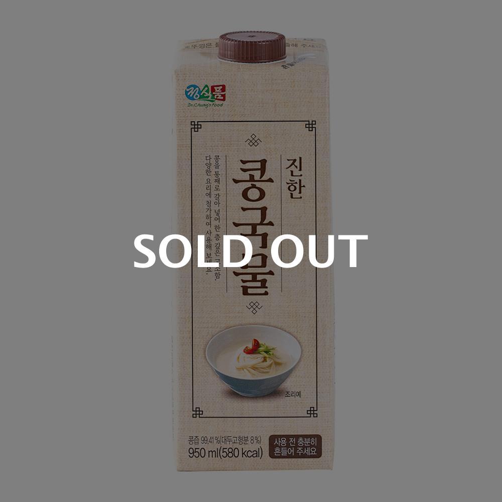 정식품 진한 콩국물 950ml