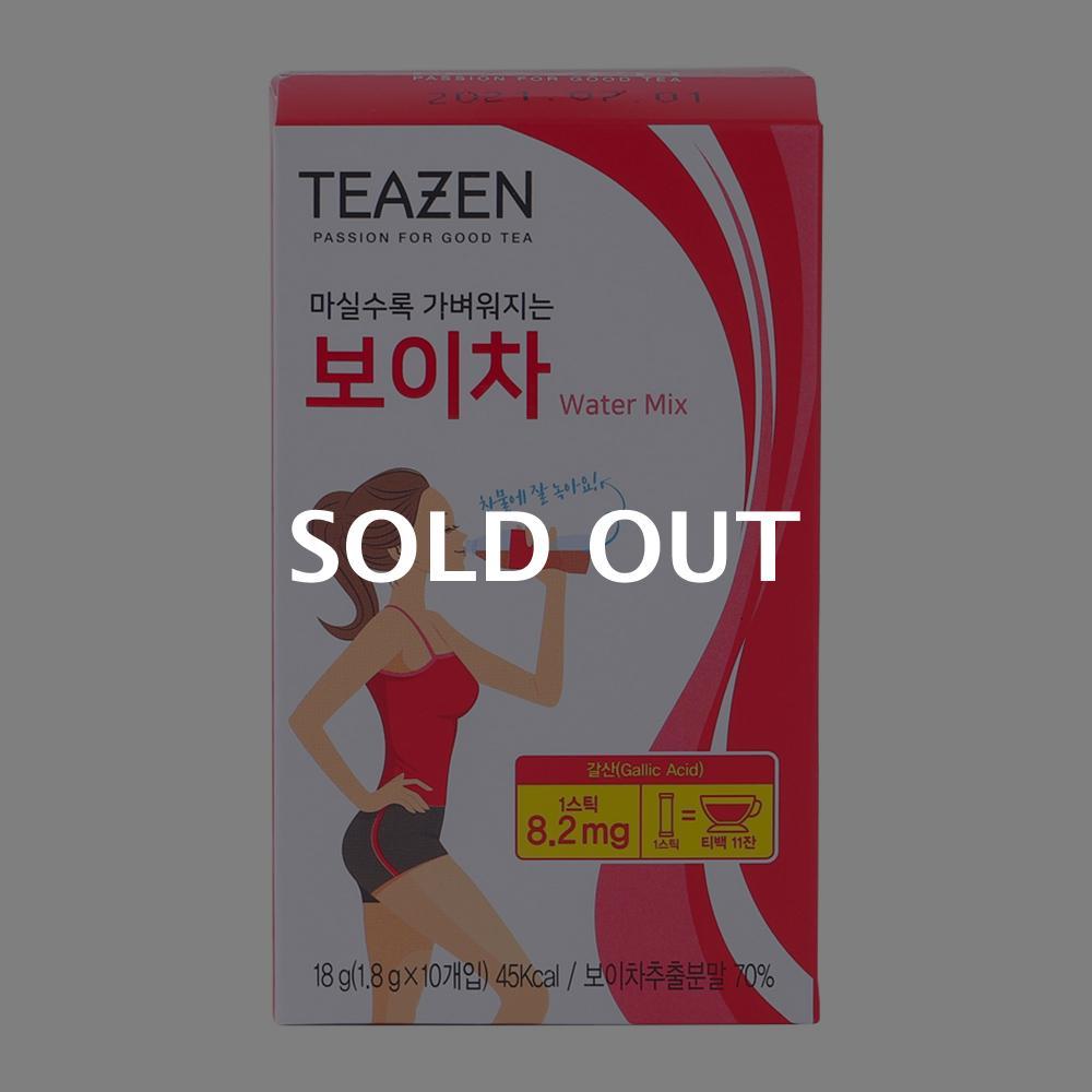 티젠 보이차 10T 18g