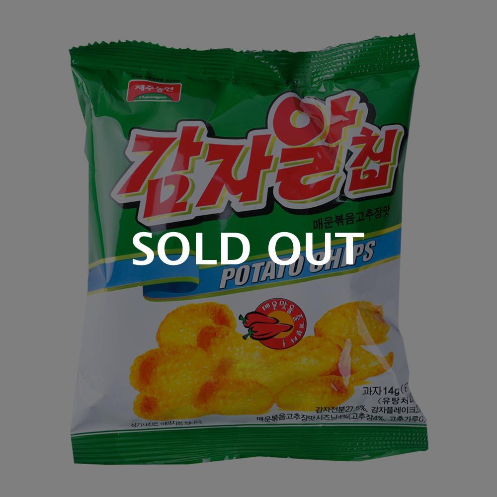 감자알칩 14g