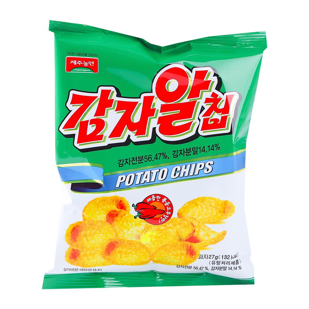 감자알칩 27g