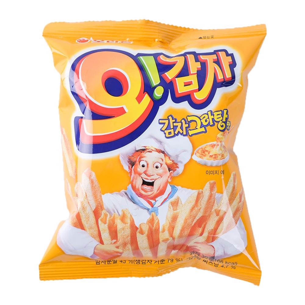 오리온 미니스낵 오감자 감자그라탕맛 30g