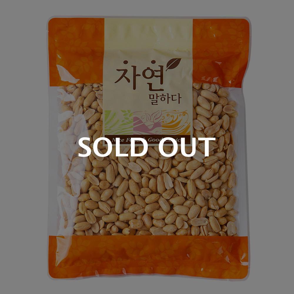 세진식품 튀김땅콩 500g
