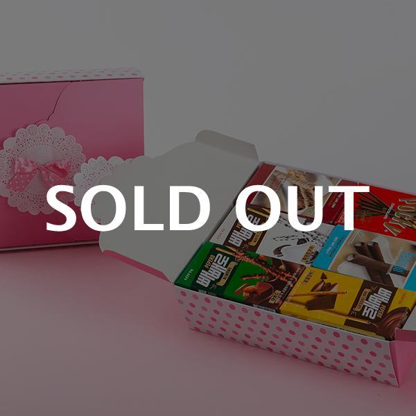[빼빼로데이] 사랑스러운 핑크빛 빅박스 2호이식사