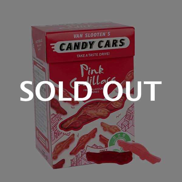 캔디카 핑크 캐딜락 225g이식사