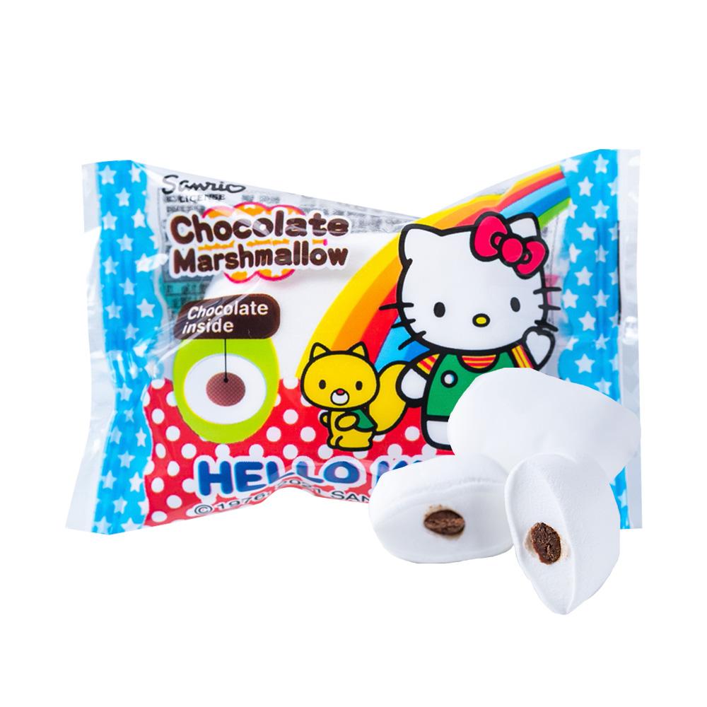헬로키티 마쉬멜로우 초콜릿맛 5.2g이식사