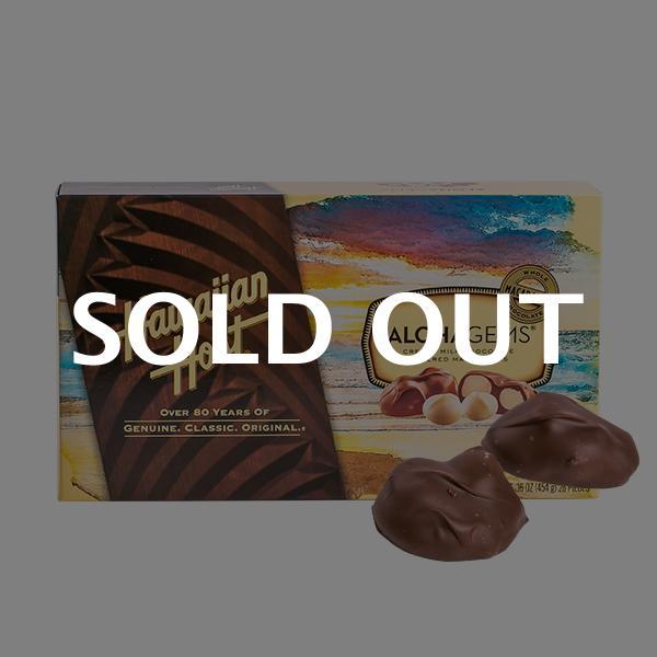 하와이언호스트 마카다미아 초콜릿 454g이식사