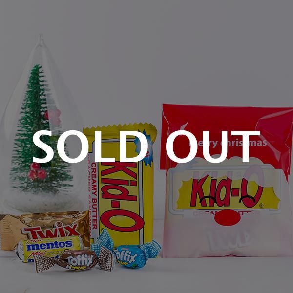 크리스마스 산타 간식 선물 B이식사