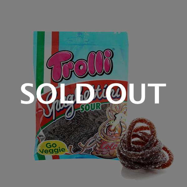 트롤리 스파게티니사우어(콜라)100g이식사