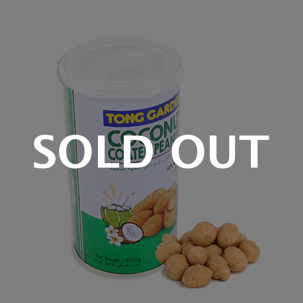 통가든 코코넛 땅콩 200g이식사