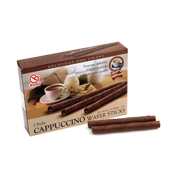 글로리아 쿠기 와퍼스틱 카푸치노 120g이식사