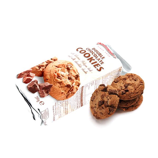 메르바 Merba 더블 초콜릿 쿠키 200g이식사