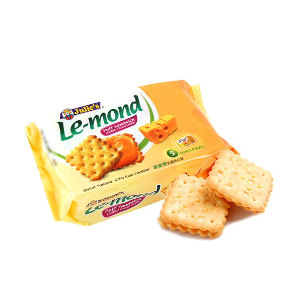 줄리스 르몽드 체다치즈 샌드위치 90g이식사